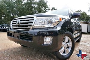View 2015 Toyota LAND CRUISER