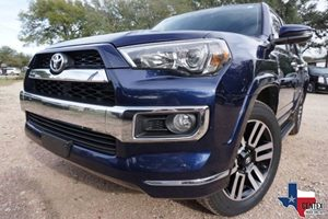 View 2016 Toyota 4RUNNER LIMITED