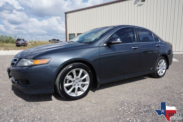 2008 Acura TSX VTEC LEATHER CLEAN RUNS GREAT