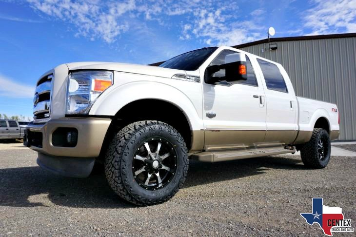 2013 Ford F250 DIESEL POWERSTROKE KING RANCH 4X4