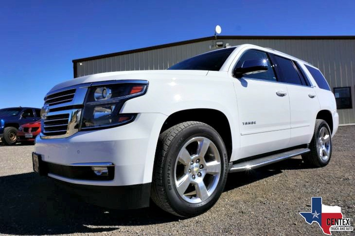 2015 Chevrolet TAHOE 1500 LTZ CLEAN DRIVES GREAT