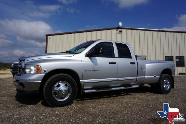 2005 Dodge RAM 3500 DIESEL CUMMINS LARAMIE 6-SPEED CLEAN