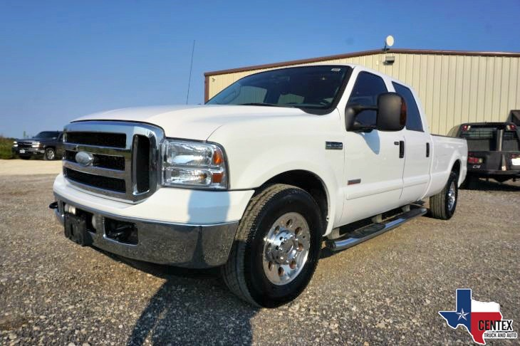 2006 Ford F250 XLT CLEAN DIESEL LOW MILES