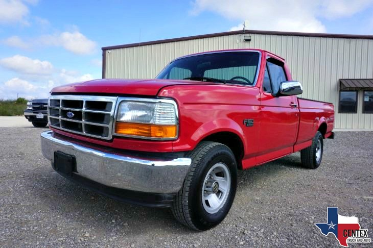 1996 Ford F150 XL CLEAN LOW MILES ONE OWNER