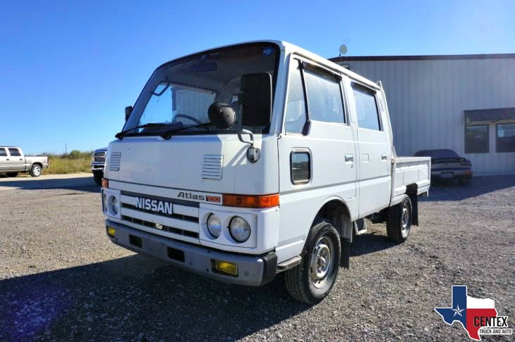 1990 Nissan ATLAS 100 4 DR JDM CLEAN MANUAL