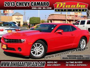 View 2013 Chevrolet Camaro