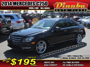 View 2014 Mercedes-Benz C 250