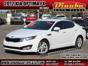 View 2012 Kia Optima