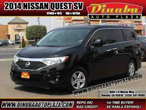 View 2014 Nissan Quest