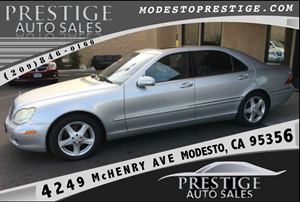 View 2004 Mercedes-Benz S500