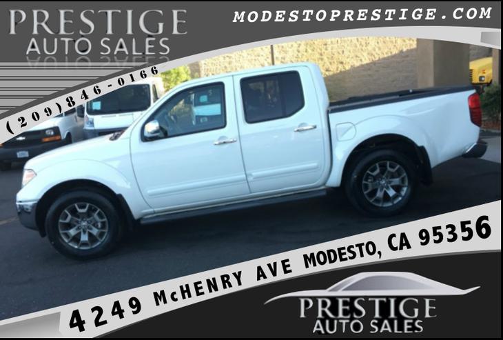 2019 Nissan Frontier SL - Prestige Auto Sales