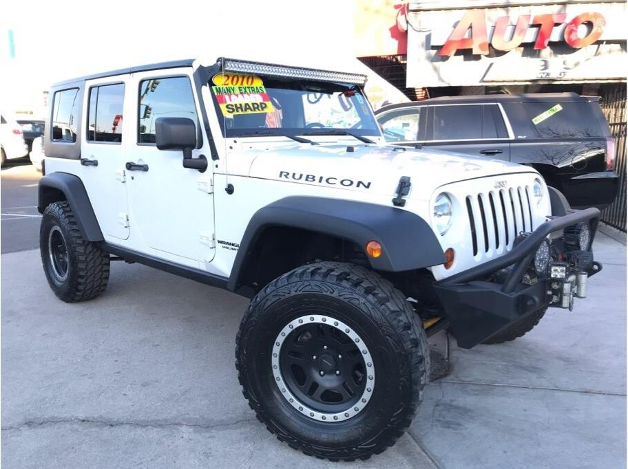 Elegant 2010 Jeep Wrangler Unlimited Rubicon