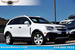 View 2012 Chevrolet Captiva Sport Fleet