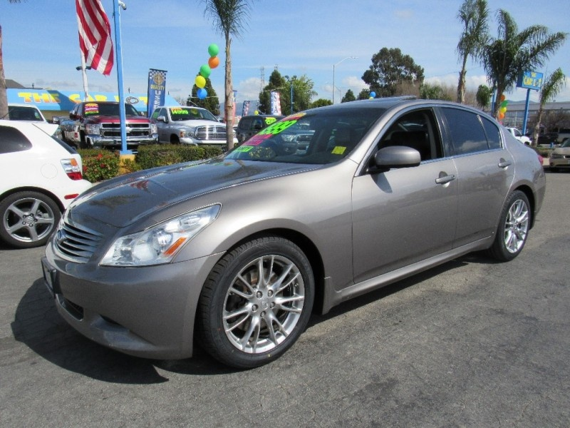 2007 Infiniti G35 Sedan >> 2007 Infiniti G35 Sedan Sport The Car Lot