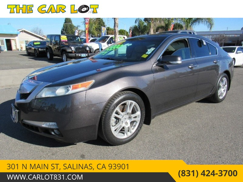 sold 2010 acura tl in salinas