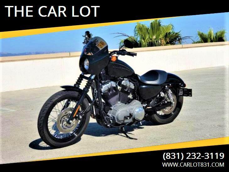 2008 Harley-Davidson Sportster 1200 Nightster - The Car Lot