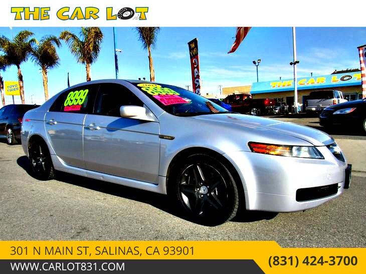 Sold Acura TL In Salinas - Acura 2004 tl price
