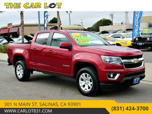 View 2017 Chevrolet Colorado