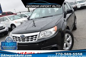 View 2013 Subaru Forester