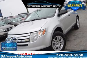 View 2010 Ford Edge