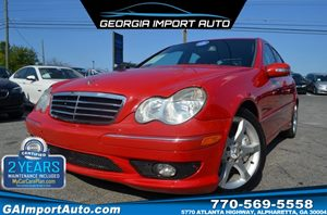 View 2007 Mercedes-Benz C230