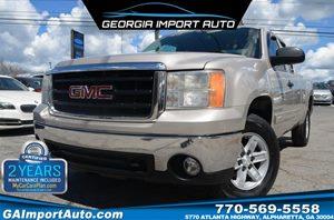 View 2007 GMC Sierra 1500