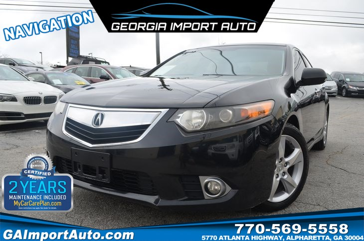 Used Acura For Sale Alpharetta GA Georgia Import Auto - Used acura cars
