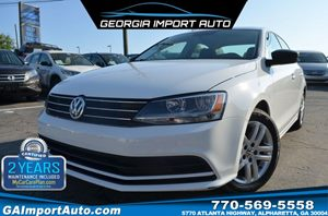 View 2015 Volkswagen Jetta Sedan
