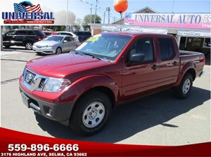 View 2014 Nissan Frontier