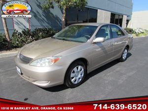 View 2002 Toyota Camry
