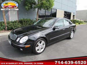 View 2004 Mercedes-Benz E500