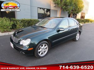 View 2003 Mercedes-Benz C240