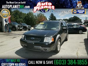 View 2006 Ford Freestyle