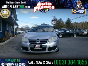 View 2005 Volkswagen Jetta Sedan A5