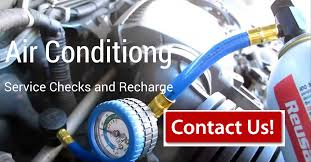 AC inspection, service & recharge