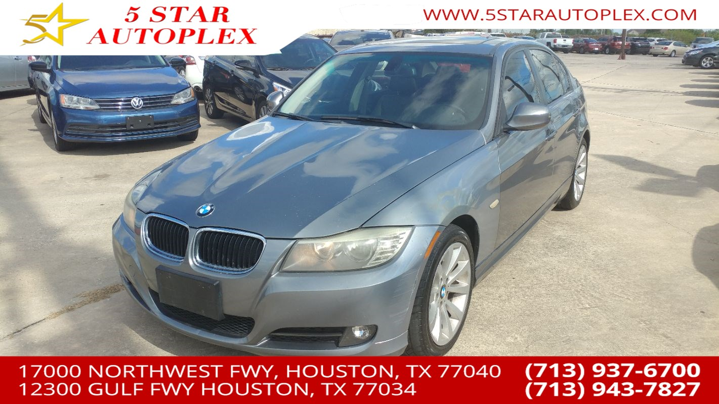 Used 2011 Bmw 3 Series 328i In Houston Fuel Filter Featured