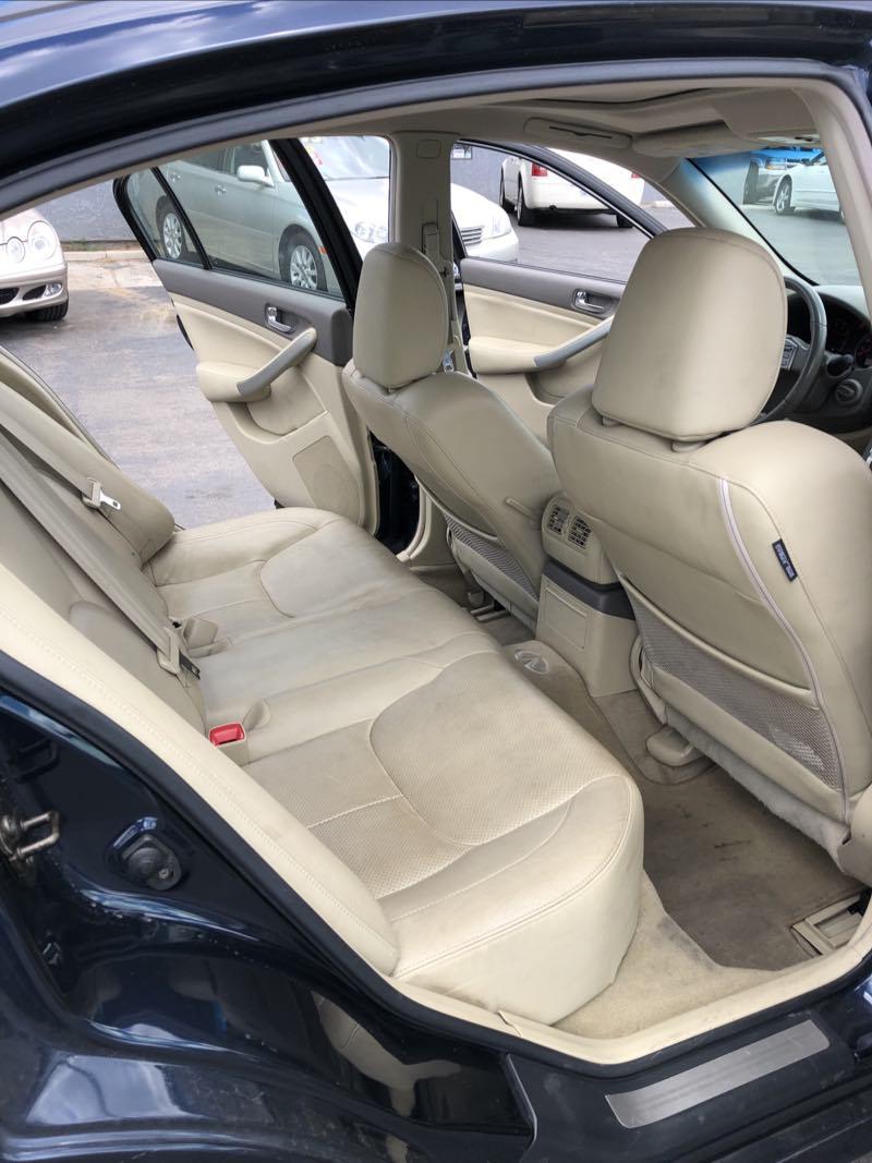 Used 2005 INFINITI G35 Sedan in Fresno