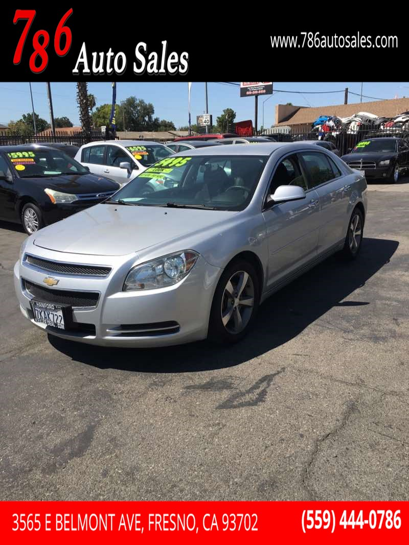 Used 2012 Chevrolet Malibu LT w/1LT in Fresno