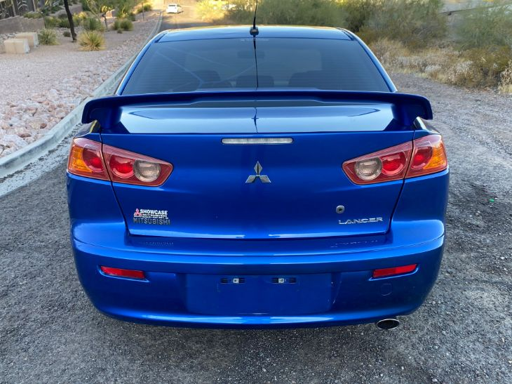 used 2009 mitsubishi lancer gts in phoenix ryders auto sales