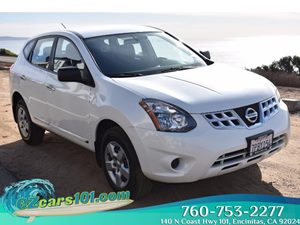 View 2015 Nissan Rogue Select