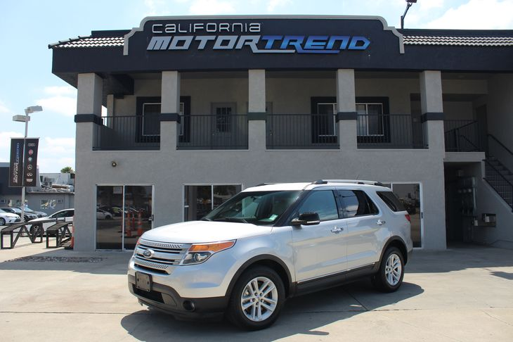 Used 2014 Ford Explorer Xlt In Downey