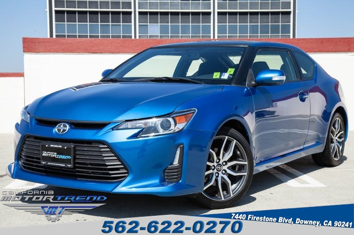 Sold 2015 Scion Tc Base In Downey