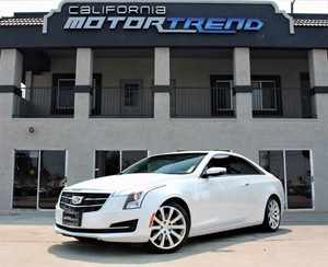 View 2015 Cadillac ATS Coupe