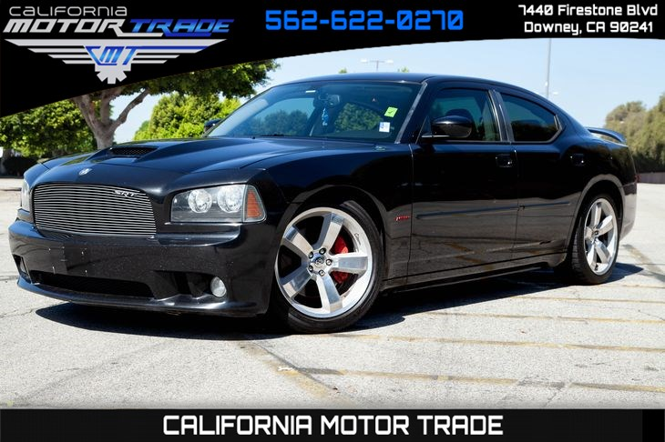 srt8 2007 charger