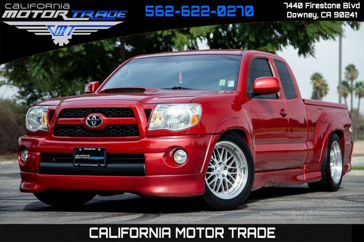 Toyota Tacoma X Runner For Sale >> Sold 2011 Toyota Tacoma X Runner V6 In Downey