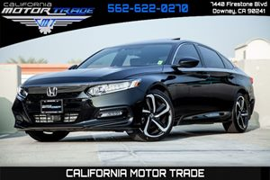 View 2018 Honda Accord Sedan