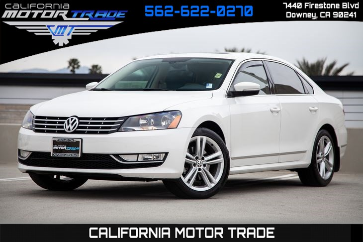 2015 Volkswagen Passat SEL Premium PZEV - California Motor Trade