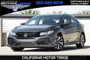 View 2018 Honda Civic Hatchback