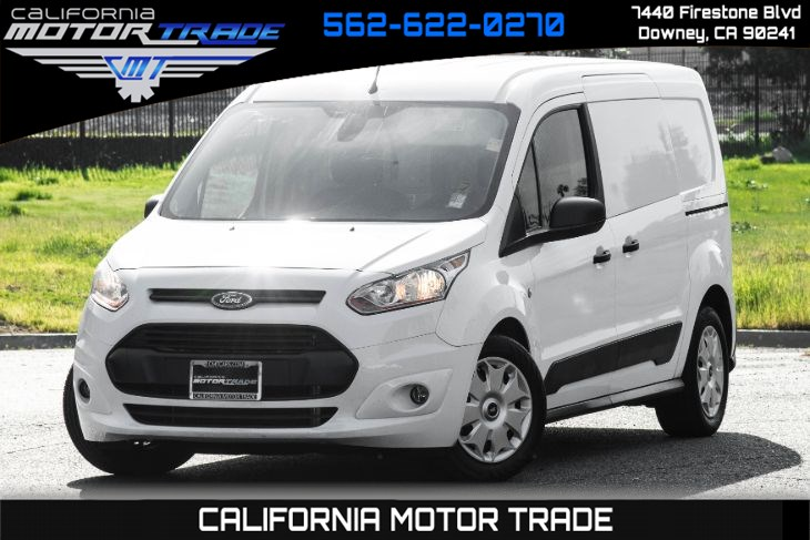 2016 Ford Transit Connect XLT (Cargo Van)