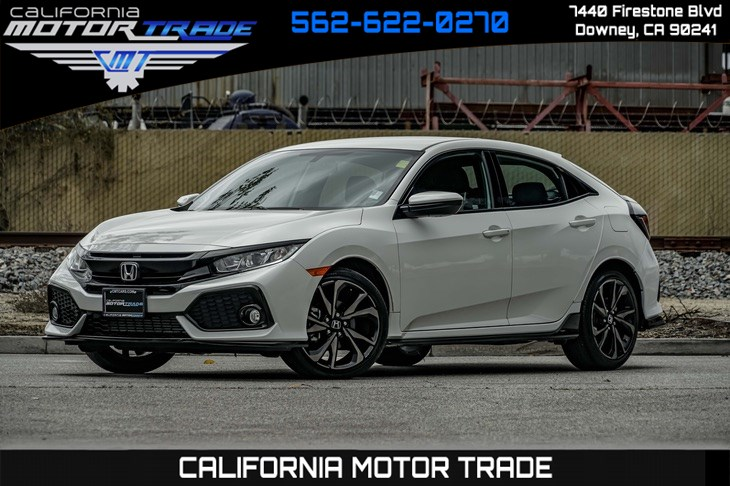2018 Honda Civic Hatchback (Sport)